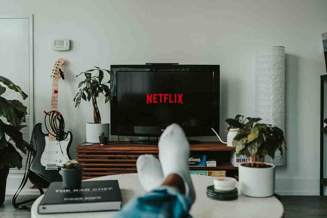 Comment c'est loin Netflix 2020 ?
