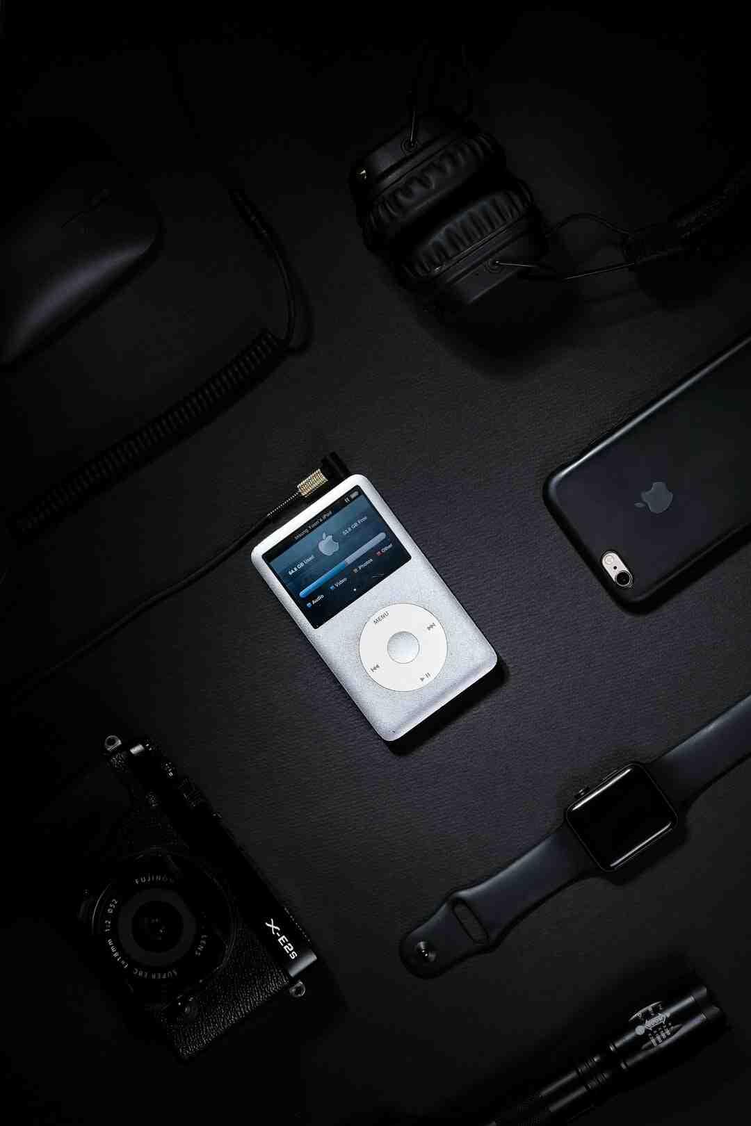 Comment charger un iPod