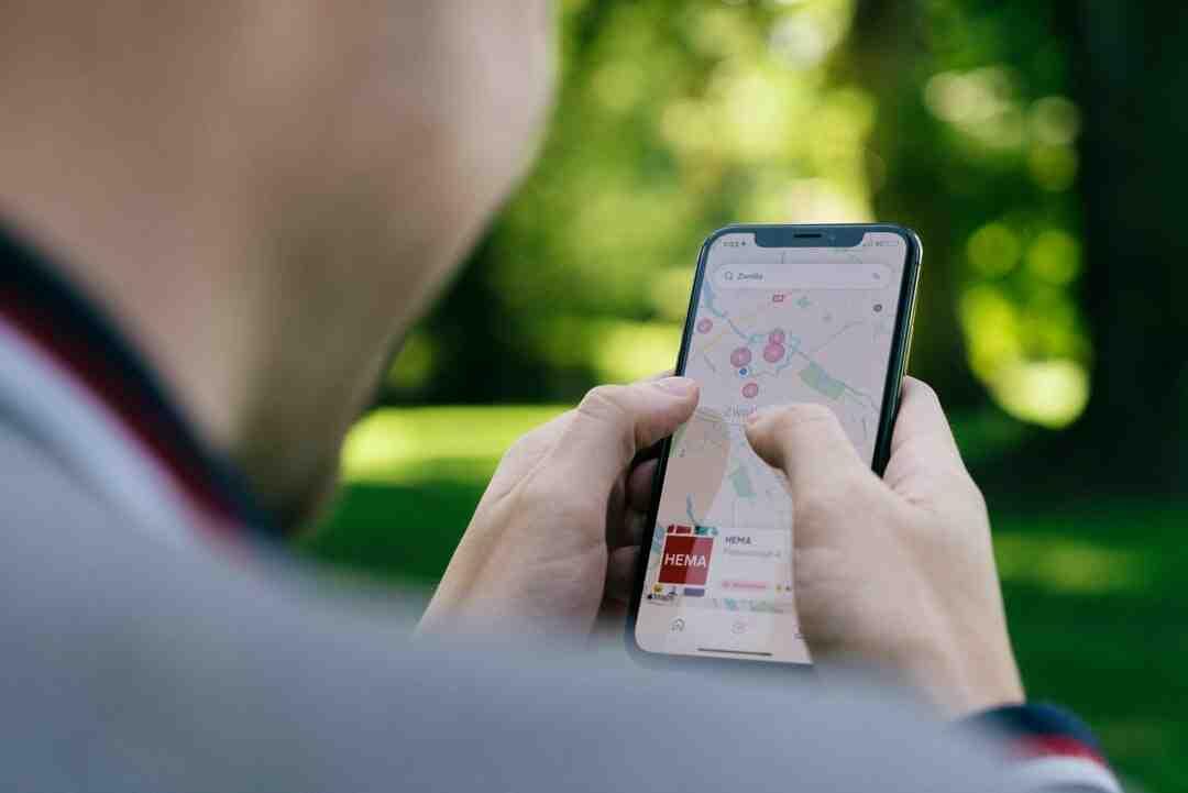 Comment localiser un iphone