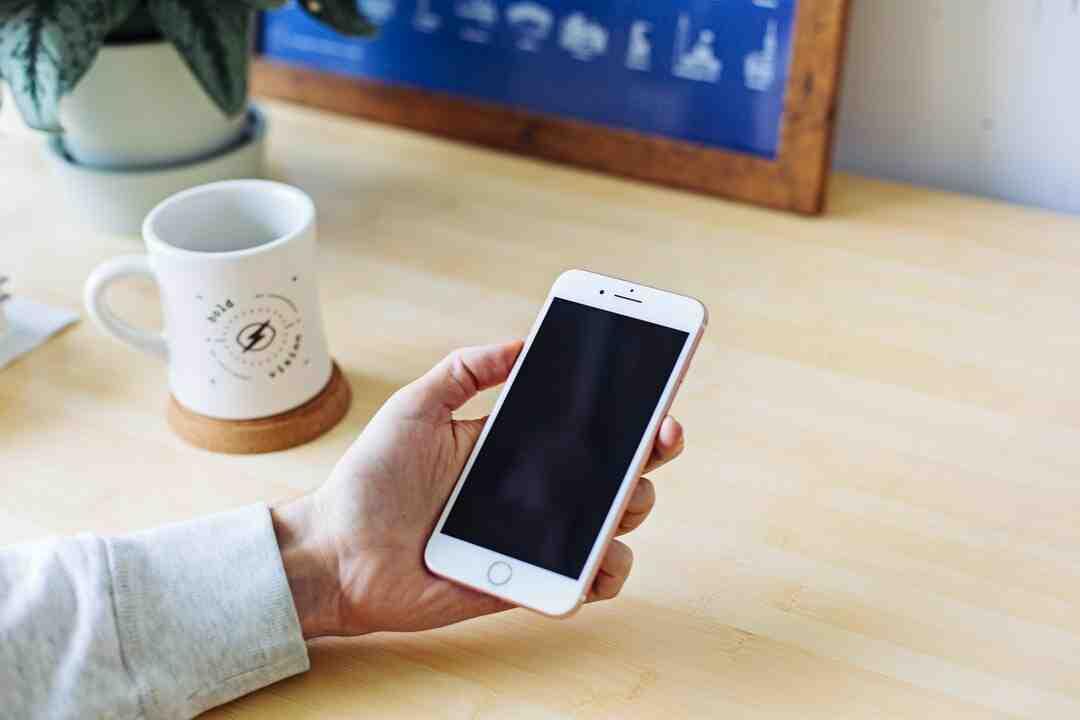 Comment régler le temps de verrouillage sur iPhone ?